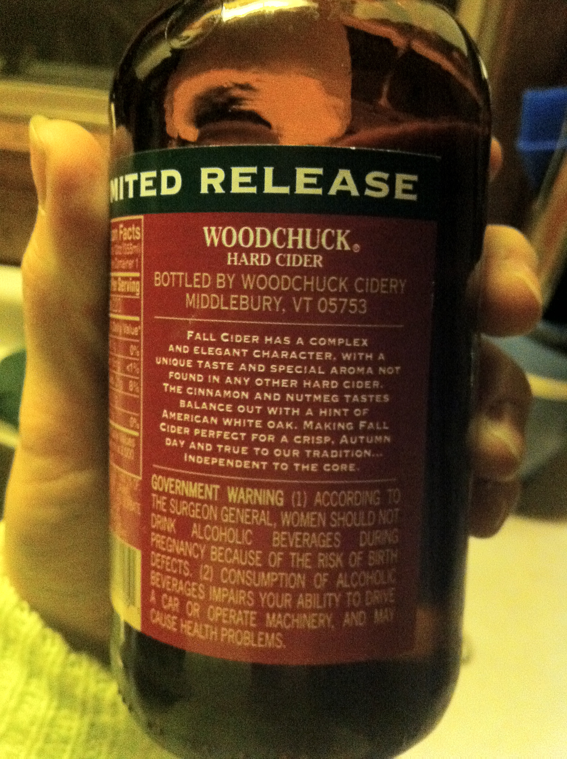 Review – Woodchuck �...